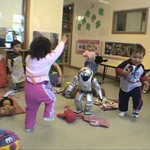 robots-and-children